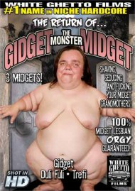 Return Of Gidget The Monster Midget, The Porn Movie