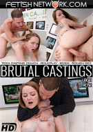 Brutal Castings: Leigh Rose Porn Video