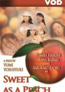 Sweet as a Peach Porn Video