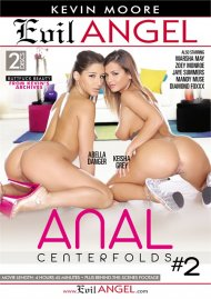 Anal Centerfolds 2 DVD porn movie from Evil Angel.