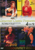 Gourmet Classic Features #2 (4 Pack) Porn Movie