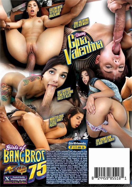 Girls Of Bangbros Vol. 75: Gina Valentina XXX by Bang Bros Productions