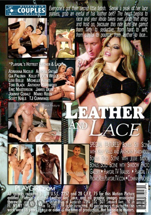 lace Leather porn and