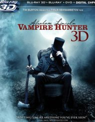 Abraham Lincoln: Vampire Hunter 3D (Blu-ray 3D + Blu-ray + DVD + Digital Copy) Blu-ray Movie