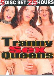 Tranny Sex Queens 5-Disc Set Movie