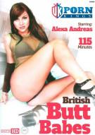 British Butt Babes Porn Video