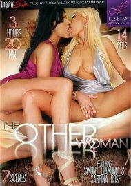 The Other Woman porn DVD from Lesbian Provocateur.