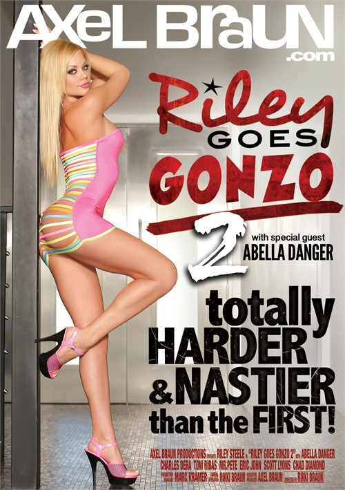 Riley Gonzo @ porn video