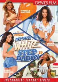 My New White Stepdaddy 19 DVD porn movie from Devil's Film.