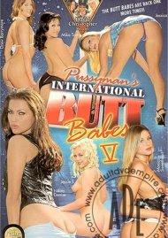 Pussymans International Butt Babes 5 Porn Movie