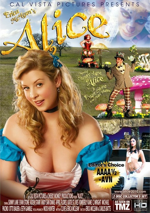 Alice porn video from Cal Vista Productions.