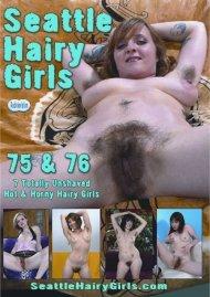 Seattle Hairy Girls 75 & 76 Porn Movie