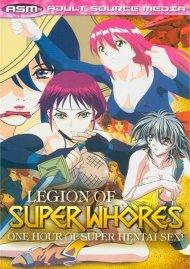 Legion Of Super Whores Porn Video