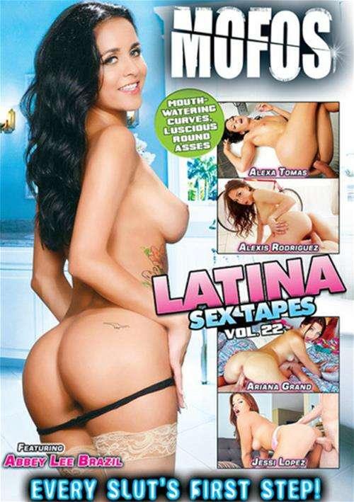 Latina sex sex dvd