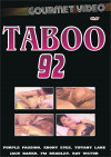 Taboo 92 Boxcover