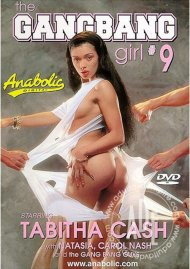 The Gangbang Girl 9 streaming porn video from Anabolic Video.