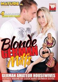 Blonde German MILFs Porn Video