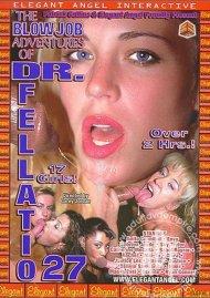 Blowjob Adventures of Dr. Fellatio #27, The Porn Movie
