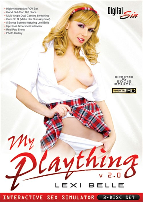 My Plaything: Lexi Belle
