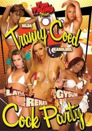 Tranny Coed Cock Party Porn Movie