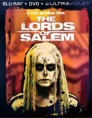Lords Of Salem, The (Blu-ray + DVD Combo) Blu-ray Movie