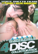Water Girls 4-Disc Collector Pack Porn Movie