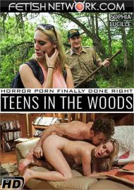 Teens in the Woods: Cadence Lux HD streaming porn video from Feish Network.