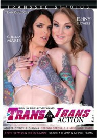 Trans On Trans Action Porn Movie