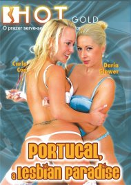 Portugal, a Lesbian Paradise HD porn video from Hotgold.