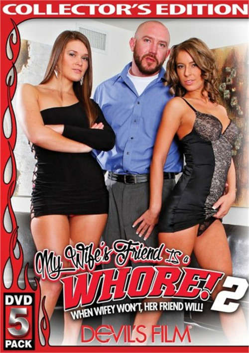 My Wife's Friend Is A Whore! (5-Pack) 2 Devil's Film 2018 Boxed Sets