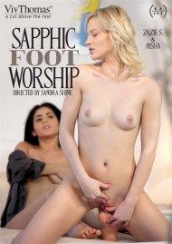 Sapphic Foot Worship streaming porn video from Viv Thomas