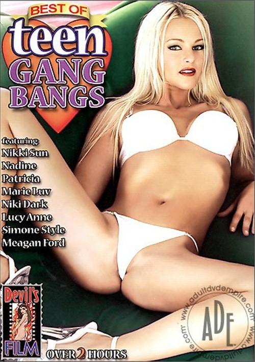 Best of Teen Gang Bangs
