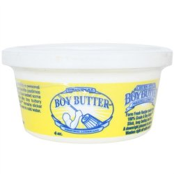 Boy Butter Original - 4 oz. Tub Sex Toy