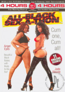 All-Black Sex-A-Thon Porn Movie