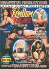 FemDom Freaks Vol. 2 Boxcover