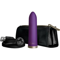 Frederick's of Hollywood - Rechargeable Bullet - Purple Sex Toy