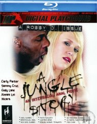 Jungle Story, A Blu-ray Movie