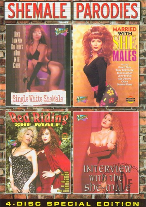 shemale dvd multi pack