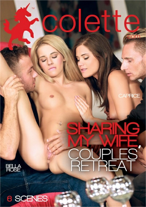 Sharing My Wife, Couples Retreat 2016  Adult Dvd Empire-4011