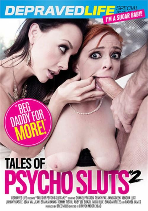 Tales of Psycho Sluts #2 (2017)