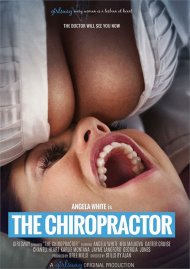 The Chiropractor DVD porn movie from Girlsway.
