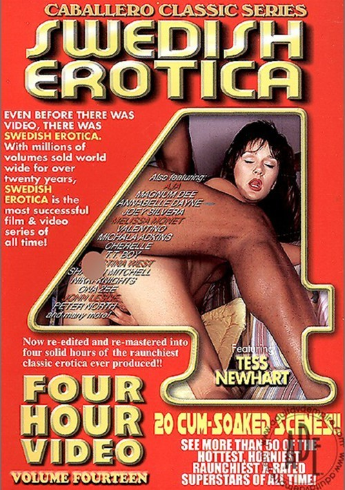 Caballero swedish erotica collectors series