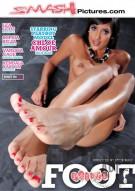 Foot Prints Porn Video
