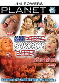 America Bukkake Live Porn Movie