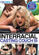 Interracial Casting Couch 15 Porn Video