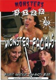 Monsters Of Jizz Vol. 1: Monster Facials Porn Video