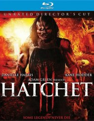 Hatchet III: Unrated Directors Cut Blu-ray Movie