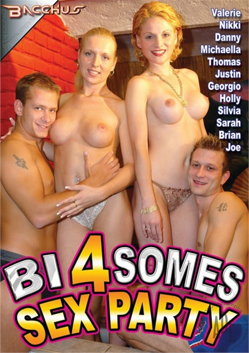 Orgy And Three Somes