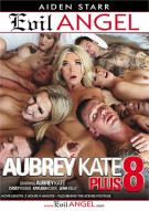 Aubrey Kate Plus 8 Porn Video