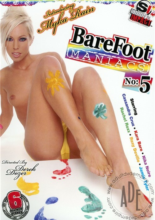 Barefoot Maniacs Roxy Deville Free Mobile Videos